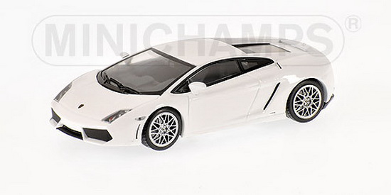1:43 LAMBORGHINI GALLARDO LP 560-4 2008 WHITE