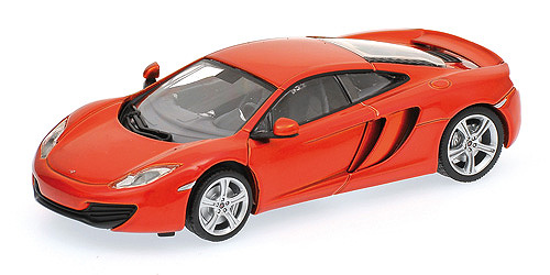 1:43 MCLAREN MP4-12C - 2011 - ORANGE 'TOP GEAR'