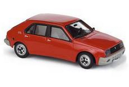 1:43 RENAULT 14 ROUGE