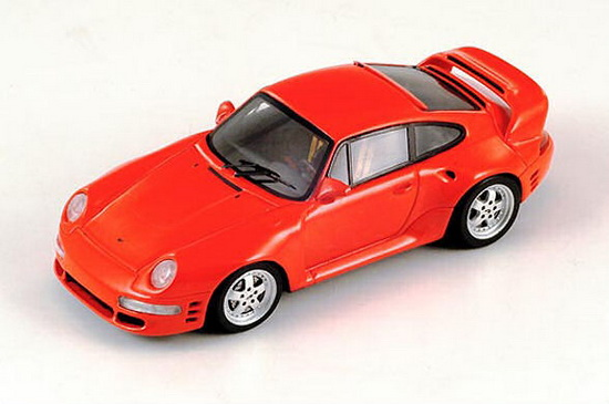 1:43 RUF CTR2 SPORT 1996 RED