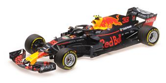 1:18 RED BULL RB14 RACING ASTON MARTIN TAG-HEUER - MAX VERSTAPPEN - 2018