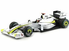 1:18 BRAWN GP BGP001 - JENSON BUTTON - WORLD CHAMPION 2009