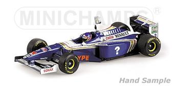 1:43  WILLIAMS RENAULT FW19 - JACQUES VILLENEUVE - WORLD CHAMPION 1997