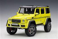 1:18 Mercedes-Benz G 500 4x4-2 (yellow) 2016