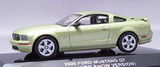 1:64 FORD MUSTANG GT 2005 LIME GREEN
