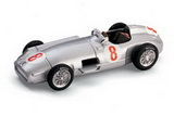 1:43 MERCEDES W 196 DUTCH GP 1955 J.M.FANGIO no8 WORLD CHAMPION