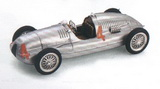 1:43 AUTO UNION TIPO D WINNER DONINGTON GP 1938 T.NUVOLARI no4