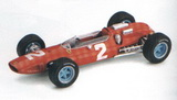 1:43 FERRARI 158 WINNER ITALIAN GP 1964 J.SURTEES no2 WORLD CHAMPION