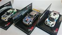 3ks NURBURGRING 24h RESIN SET 1:43 ASTON MARTIN, HHF, MERCEDES