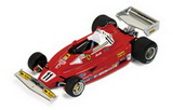 1:43 FERRARI 312 T2 WINNER GP HOCKENHEIM 1977 no11 N.LAUDA