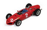 1:43 FERRARI 156 1961 no2 PHILL HILL WORLD CHAMPION
