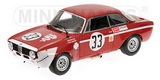 1:18 ALFA ROMEO GTA 1300 JUNIOR WINNER DIV.1 JARAMA 1972 HAZEMANS/VAN LENNEP
