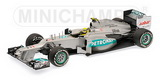 1:18 MERCEDES W03 F1 WINNER CHINESE GP 2012 N.ROSBERG