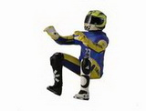 1:12 FIGURINE RIDING V.ROSSI MOTO GP 2006 SACHSENRING