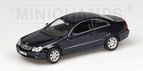 1:43 MERCEDES CLK 2002 BLUE ME