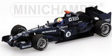 1:43 WILLIAMS FW 27C INTERIM 2005 WEBBER
