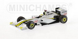1:43 BRAWN MERCEDES BGP 001 2009 J.BUTTON