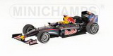 1:43 RED BULL F1 SHOWCAR 2009 M.WEBBER
