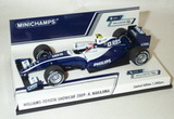 1:43 WILLIAMS TOYOTA SHOWCAR 2009 K.NAKAJIMA