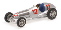 1:43 MERCEDES BENZ W 125 – RUDOLF CARACCIOLA – WINNER GERMAN GP 1937