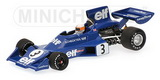 1:43 TYRRELL FORD 007 1975 J.SCHECKTER WINNER SWEDISH GP
