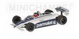 1:43 BRABHAM FORD BT 49C 1981 H.REBAQUE
