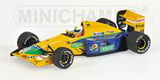 1:43 BENETTON FORD B 191B 1992 M.BRUNDLE