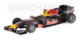 1:43 RED BULL RACING RENAULT RB6 - SEBASTIAN VETTEL - BRAZILIAN GP WINNER 2010