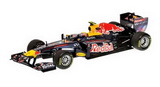 1:43 RED BULL RB7 2011 M.WEBBER