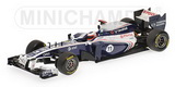 1:43 WILLIAMS COSWORTH FW33 2011 R.BARRICHELLO