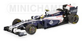 1:43 WILLIAMS COSWORTH FW33 2011 P.MALDONADO