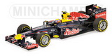 1:43 RED BULL RACING RENAULT RB8 - MARK WEBBER - 2012