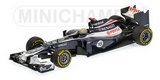 1:43 WILLIAMS RENAULT FW34 2012 P.MALDONADO