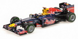 1:43 RED BULL RACING RENAULT RB8 - SEBASTIAN VETTEL - BRAZIL GP 2012 - WORLD CHAMPION