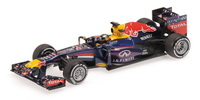 1:43 INFINITI RED BULL RACING RENAULT RB9 - SEBASTIAN VETTEL - WINNER INDIAN GP 2013