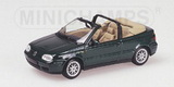 1:43 VW GOLF IV CABRIOLET 1999 BRILLIANT GREEN