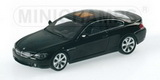 1:43 BMW 6-SERIES COUPE 2006 BLACK