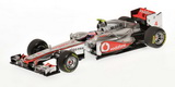 1:43 MCLAREN MERCEDES MP4-26 2011 J.BUTTON