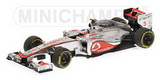 1:43 MCLAREN MERCEDES MP4-27 2012 J.BUTTON