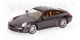 1:64 PORSCHE 911 CARRERA S 2008 GRAY METALLIC
