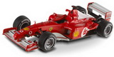 1:43 FERRARI F2002 FRENCH GP 2002 M.SCHUMACHER