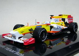 1:43 RENAULT R29 F1 PROVENCE MOULAGE