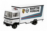 1:43 MERCEDES LP 608 MARTINI