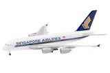 1:600 Singapore Airlines, A380-800