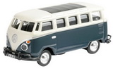 1:43 VW T1 SAMBA BUS BLUE