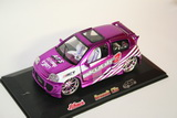 1:32 RENAULT CLIO PURPLE SKUNK