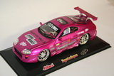 1:32 TOYOTA SUPRA PURPLE ANGELS