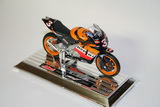 1:18 HONDA RCV 2005 REPSOL NO.3 ORANGE