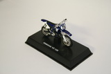 1:32 YAMAHA YZ 125 BLUE no75