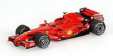 1:43 FERRARI F2007 WINNER BRAZIL GP 2007 K.RAIKKONEN WORLD CHAMPION